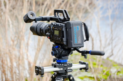 Blackmagic Design Ursa Mini Pro 4 6k G2 Hands On Review Digital Trends