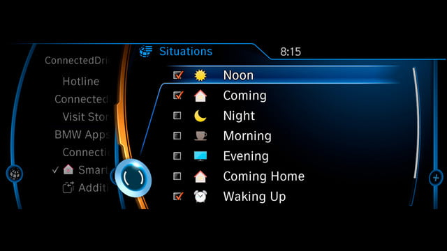 bmw announces samsung collaboration new connectivity features at ifa connecteddrive 2015 p90195177