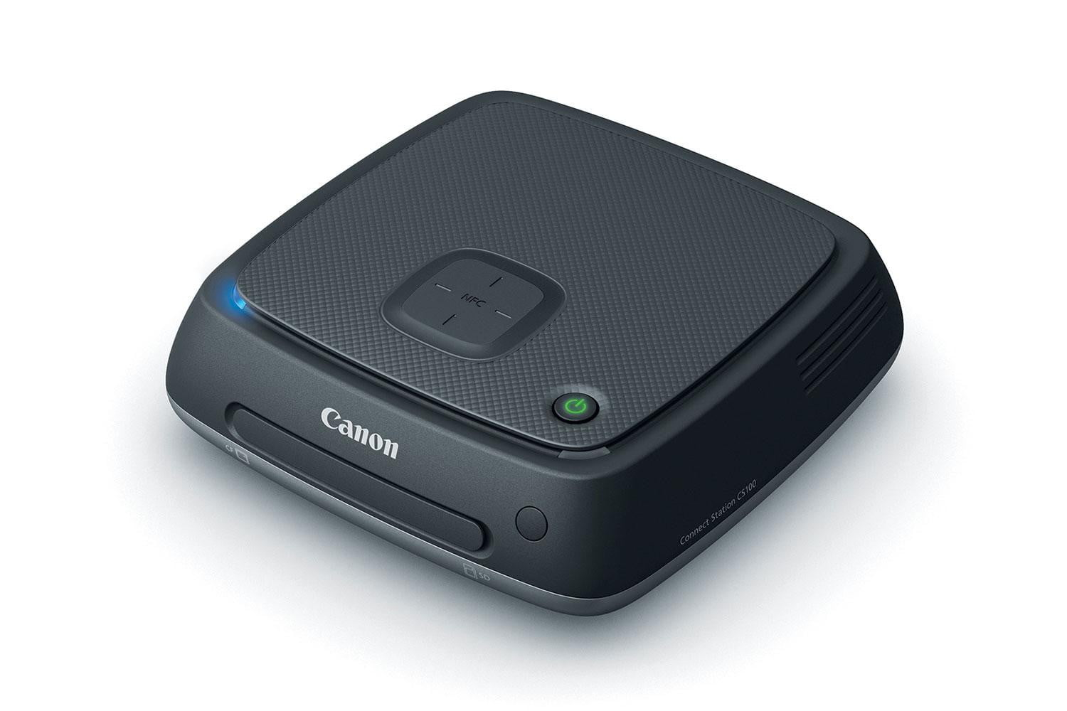 Canon Unveils Connect Station for Archiving, Sharing Media