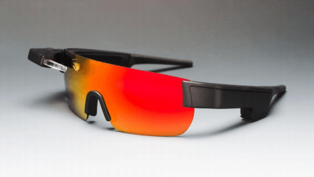 solos smart glasses for cycling news capture