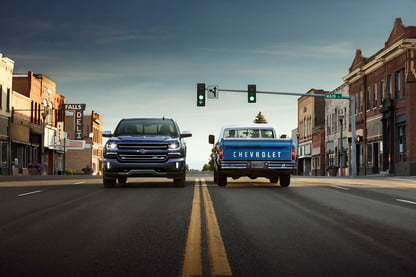 100 Years of Collectible Chevrolet Pickup Trucks | Digital