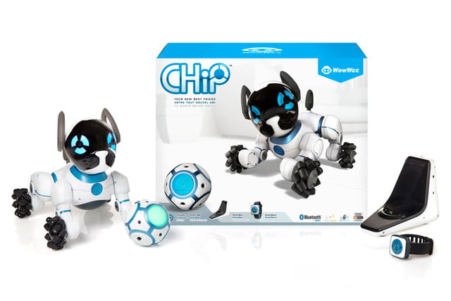wowwee chip pet robot dog chipwowwee 02