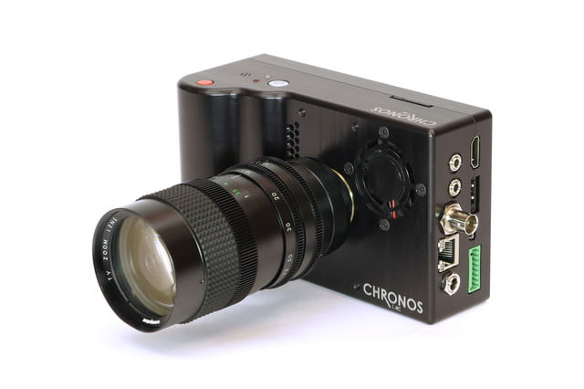 Chronos 1.4 — Affordable high-speed camera
