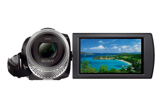 sony action cam and camcorders cx455 0004
