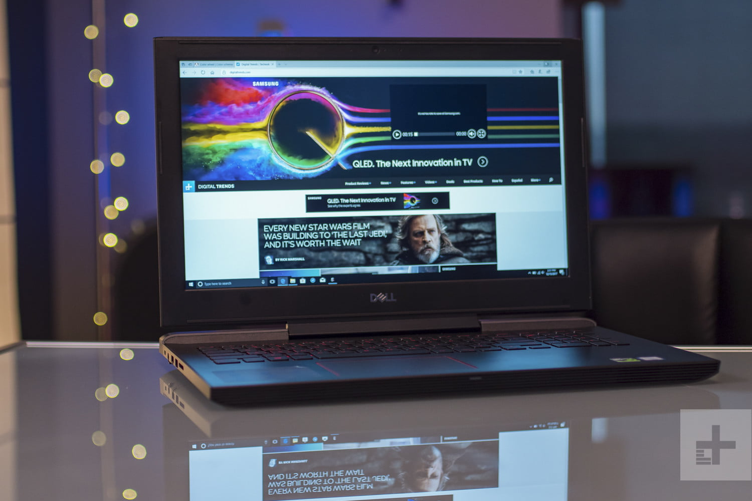 Dell Inspiron 15 7000 Review | Digital Trends