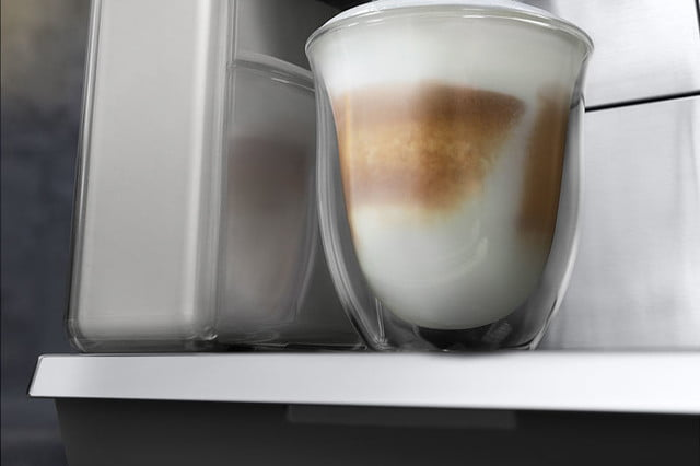 the delonghi primadonna elite is an app controlled coffee maker 009