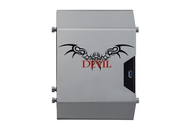 powercolor devil box external graphics dock now available newegg