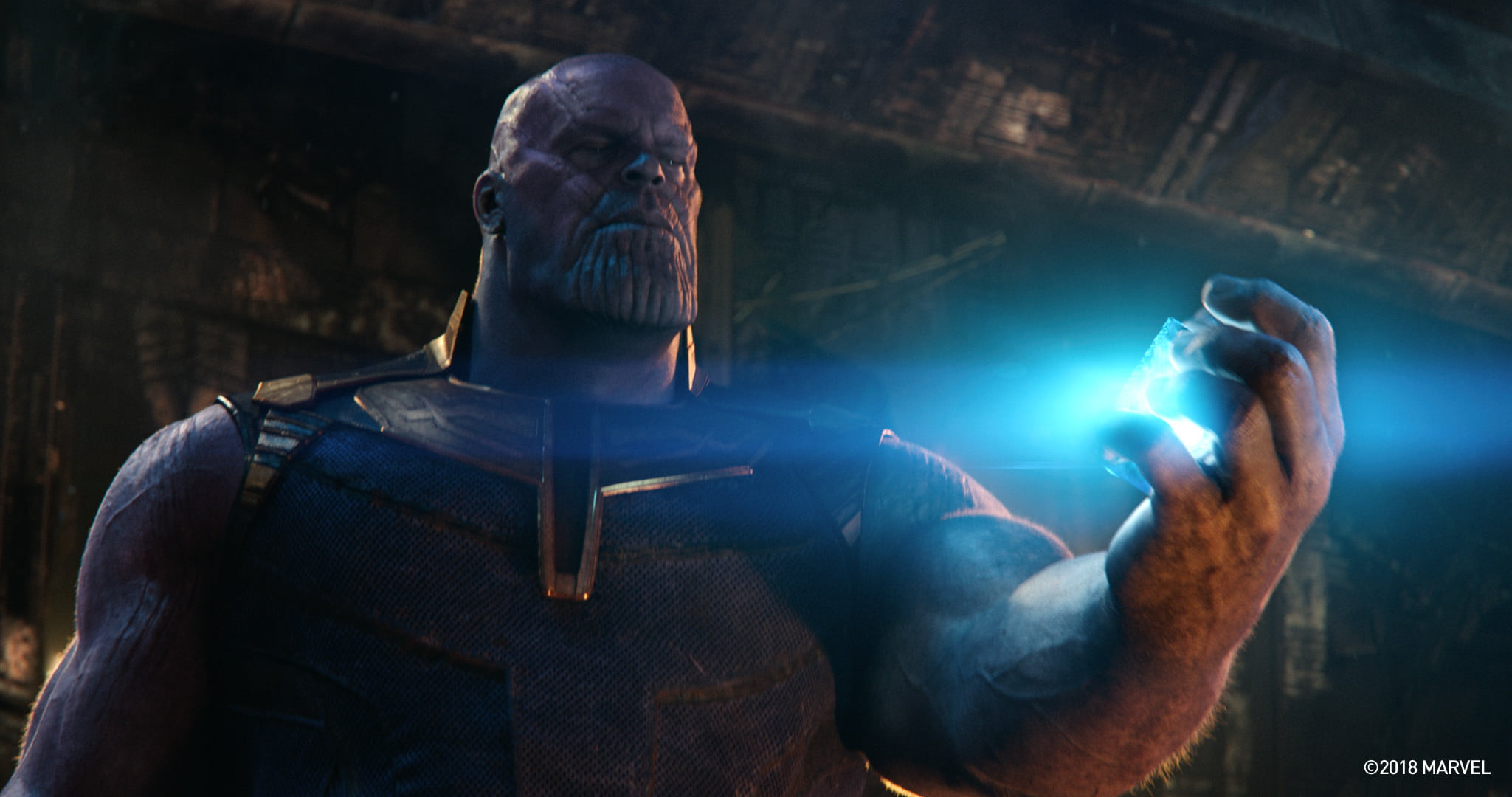 How the Avengers: Infinity War VFX Team Made Thanos A Movie
