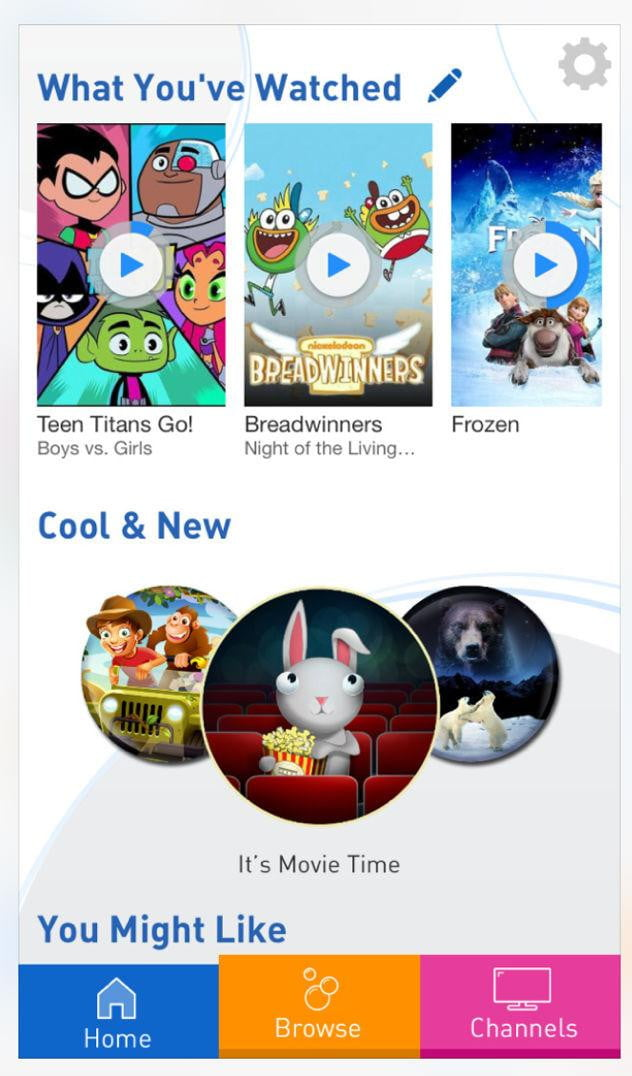 DirecTV Releases Kid-Friendly On-Demand App for iOS
