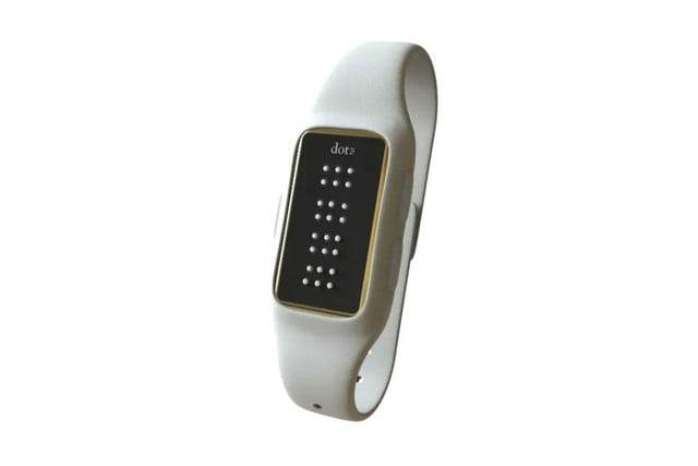 dot braille smartwatch visually impaired 7