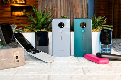 HMD's 5 New Phones Include the Nokia 2720 Flip Phone and