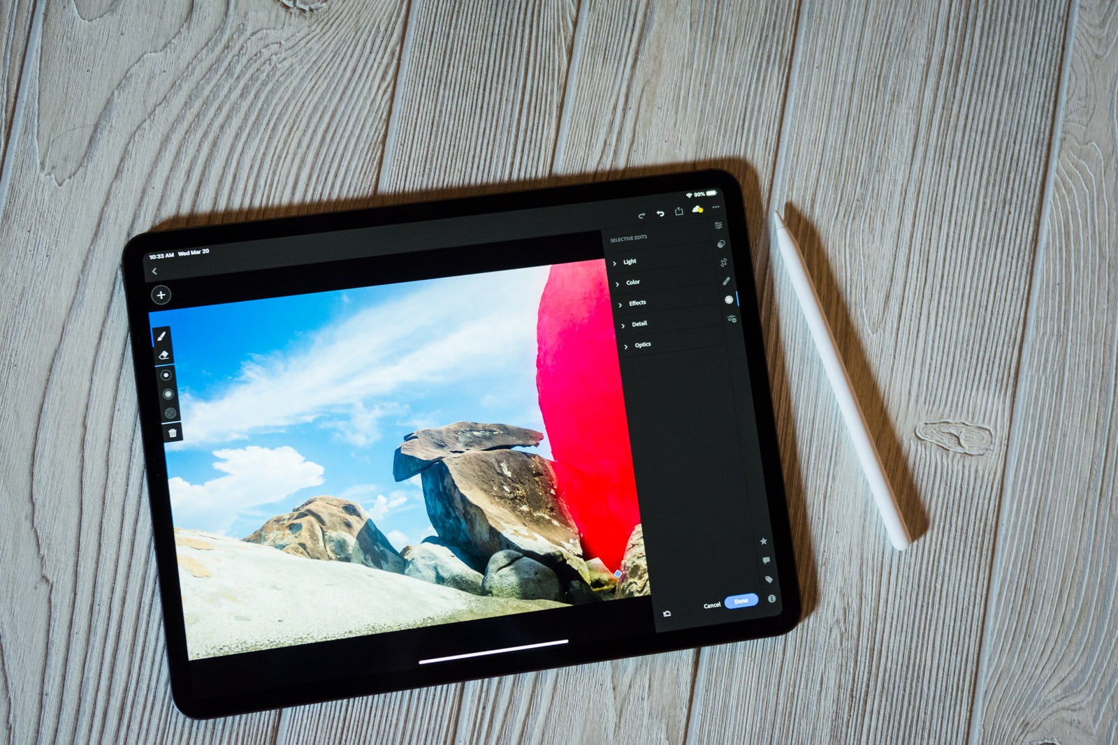 Photoshop for iPad Pro: Are Tablets Ready For Serious Photo