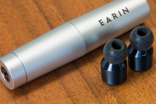 earin wireless earbuds hands on review video bt hero2