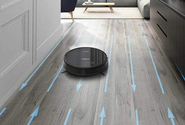 amazon cuts the price in half for ecovacs deebot 601 robotic vacuum one day 3