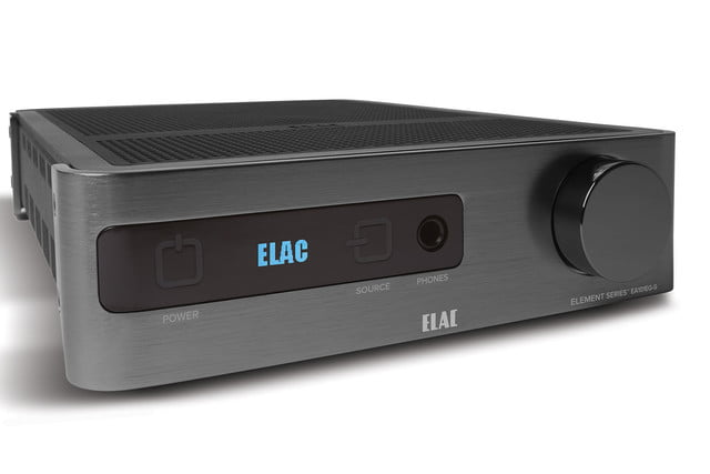 elac element ea101eq g integrated amplifier announced 2