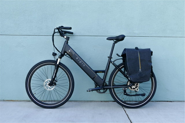 espin pedal assist ebike flow with pack