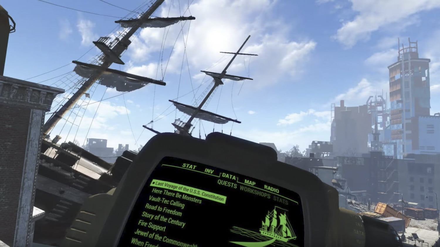 Fallout 4 VR Review | Digital Trends