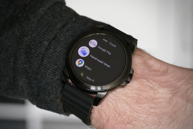fossil gen 5e review apps