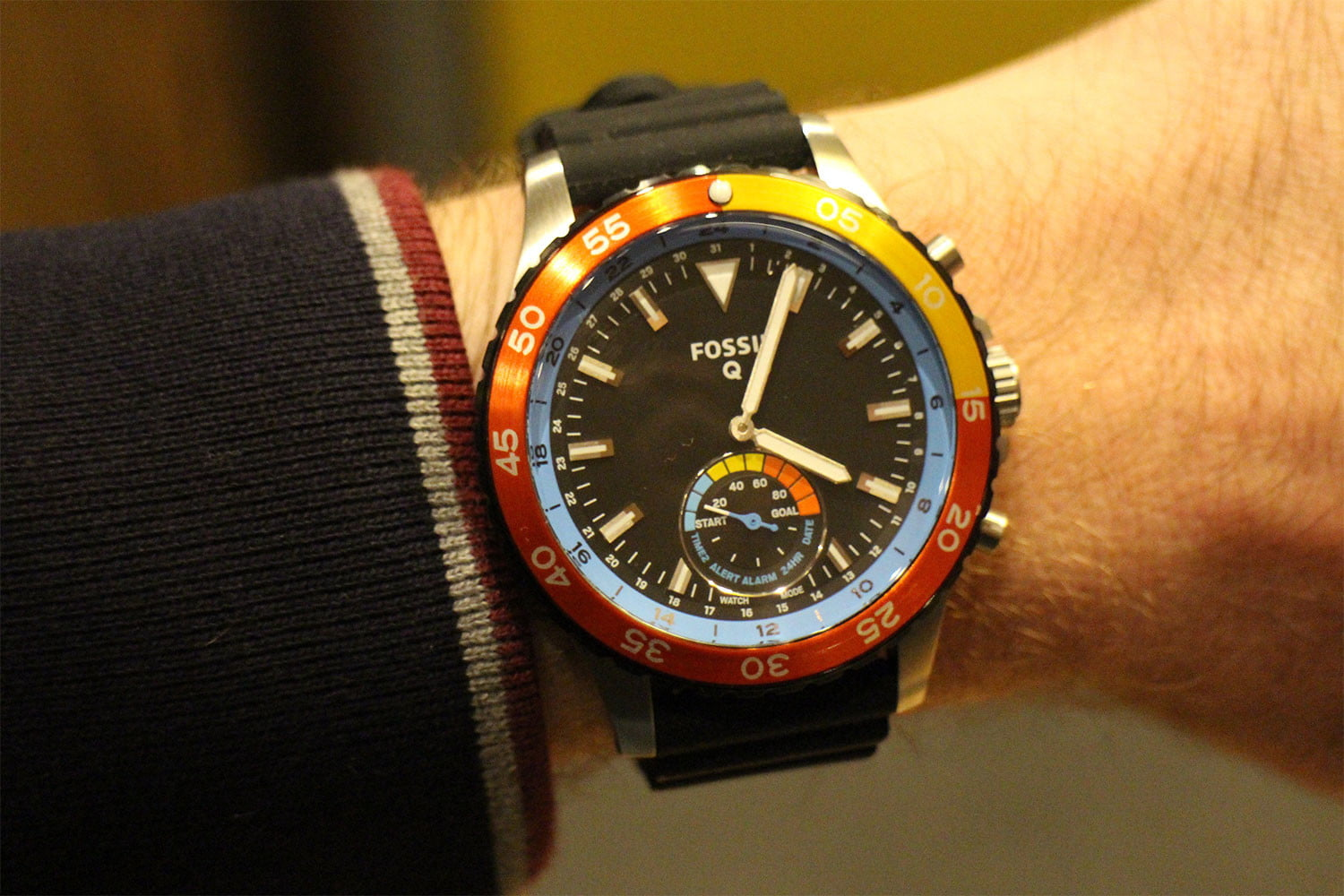 d43bdd4e What Is A Hybrid Smartwatch, And How Does It Work? | Digital Trends