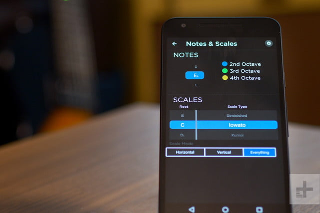 Fret Zealout review app notes scales