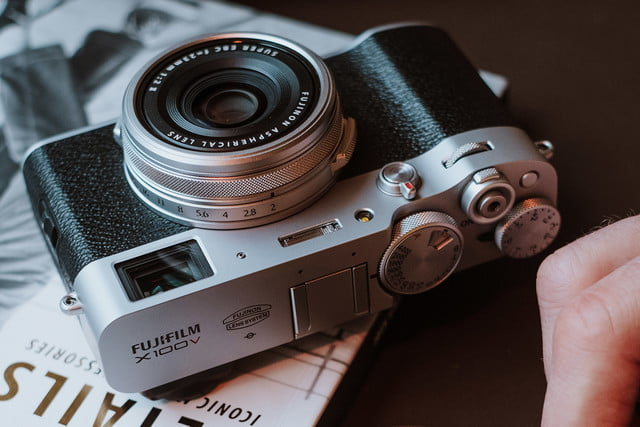 fujifilm x100v announced with new lens 4k video lifestyle 6
