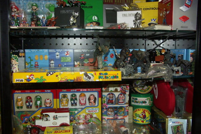 video game memorabilia popularity 12