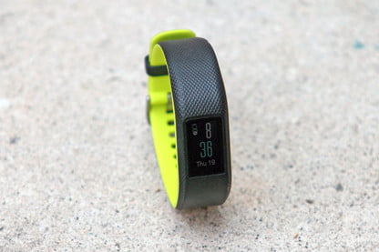 run shoes thoughts on classic style The Garmin Vivosport Fitness Tracker Is on Sale on Amazon ...