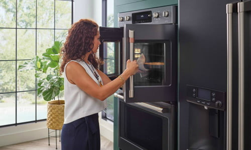 GE Appliances Launches Café Brand With The Matte Collection ...