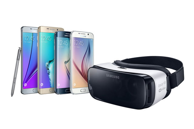 the new samsung gear vr will retail for 99 gearvr 005 group
