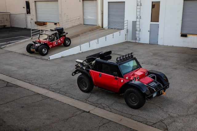 beach to baja dune buggies make news from vw id concept mcqueens manx glickenhaus boot 1000 05  1