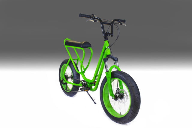 monkey faction capuchin bike green pr angle