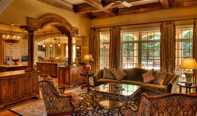 houses with amazing indoor slides greenville estate living room