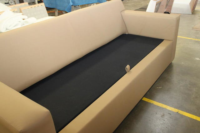 Couchbunker Is A Bullet Resistant Sofa