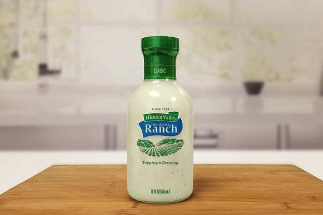 loop sustainable packaging delivery company hidden valley ranch bottle