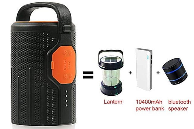 Hompie 3-in-1 Lantern
