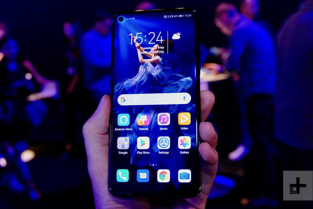 honor 20 news front