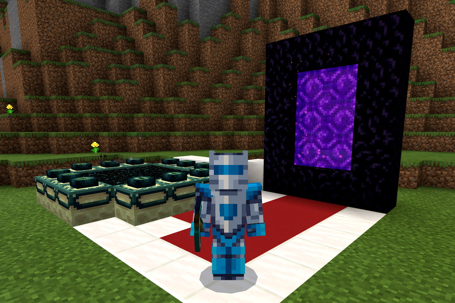 How to Make a Portal in Minecraft  Digital Trends