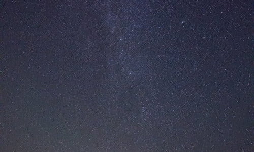 How to Take Pictures of the Perseid Meteor Shower and Stars