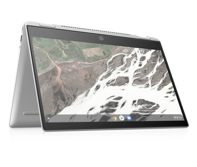 hp launches amd chromebook ces 2019 x360 14 g1 tent
