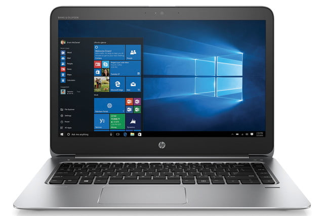 hps new elitebook folio is a half inch thick laptop with 4k display hp 1040 g3 hp20150916653