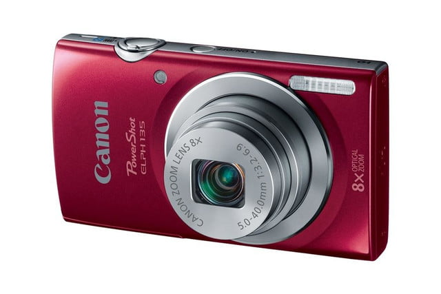 new canon powershot cameras 2014 cp plus camera show hr elph135 red 3q cl