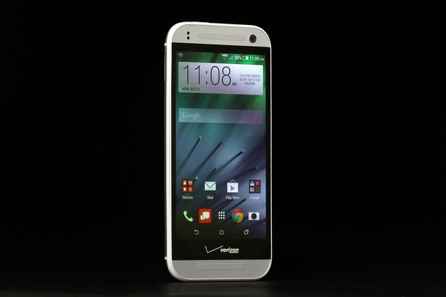 HTC One Remix front angle