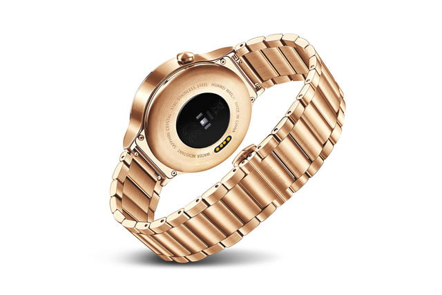 huawei watch news gold links back