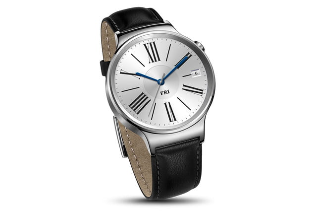 10 best smartwatches ifa 2015 huawei watch stainless leather tilt