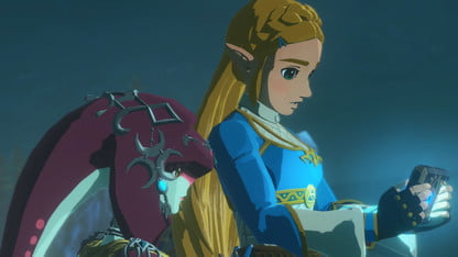 Hyrule Warriors Age Of Calamity Review Spinoff Gold Digital Trends