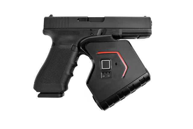 smart gun safety identilock biometric firearm 6