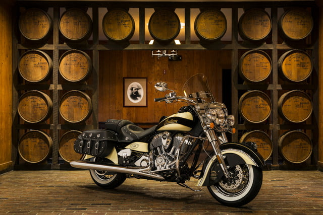 Indian Motorcycle Springfield Jack Daniel's