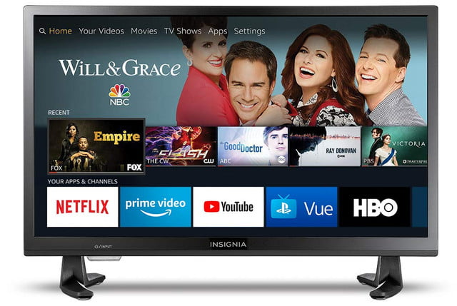 amazon fire tv sale on streaming media sticks dvrs and smart insignia ns 24df310na19 24 inch 720p hd led  edition 1