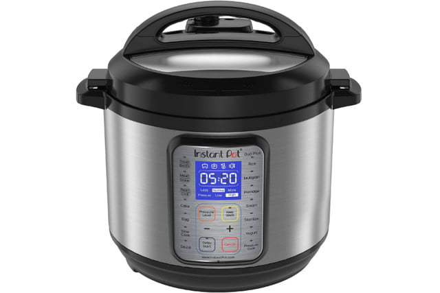 amazon instant pot pressure cooker deals duo plus 60 6 qt 9 in 1 multi  use programmable 7500x500