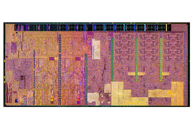 Intel Core M Broadwell Y Die Horizontal